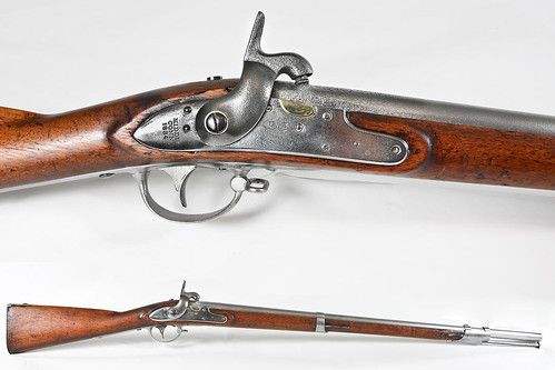 1834 Starr US Model 1816 Percussion conversion Musket