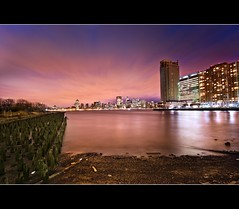 Avalon Cove (DP|Photography) Tags: longexposure reflection jerseycity waterfront manhattan newport hudsonriver nightshots dri pavonia sigma1020mm dynamicrangeincrease harsimuscove digitalblending pavonianewport jerseycitywaterfront avaloncove debashispradhan dpphotography newyorkfromjerseycity jerseycitymarina dp|photography