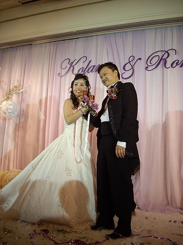 Ronnie & Kolana's wedding