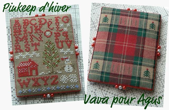 Pinkeep d'hiver Vava