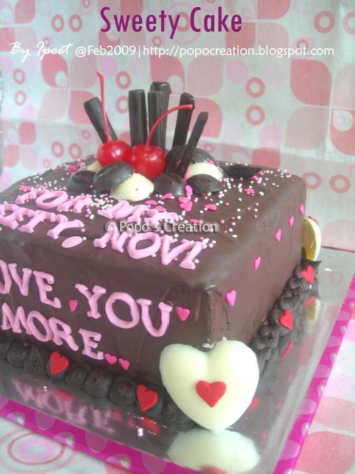 Sweety Cake For Novi