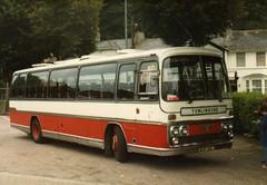MUR215L (aecregent) Tags: reliance aec plaxton coachstation tomlinsons mur215l