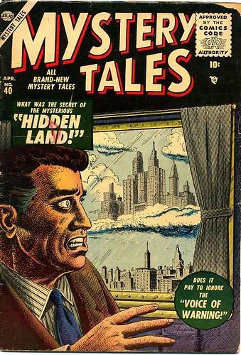 mystery tales 40 (Atlas, 1956)
