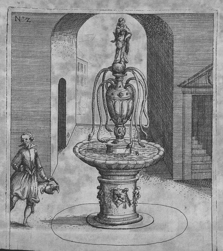 Heinrich Zeising - Theatri machinarum Erster - 1613 f