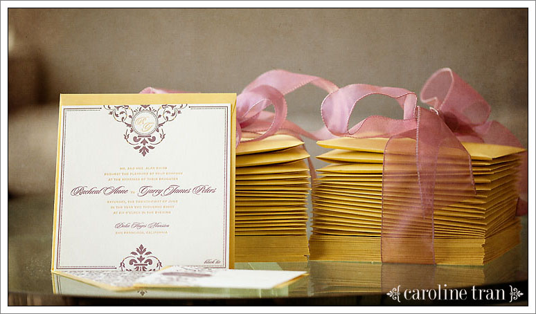 couture wedding invitations by paper chez