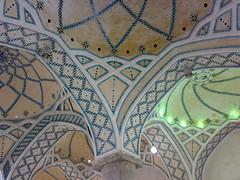 حسینیه موسی بن جعفر بیدگل اثر استاد بناحاج علی محمد رحیمی بیدگلی