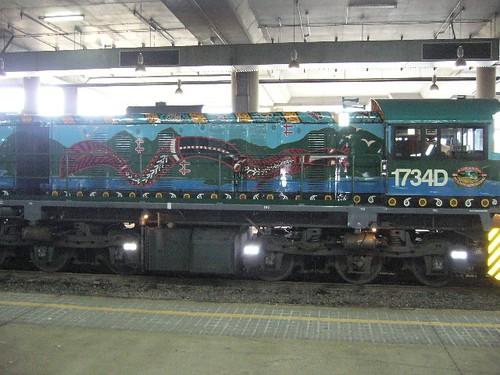 キュランダ鉄道2