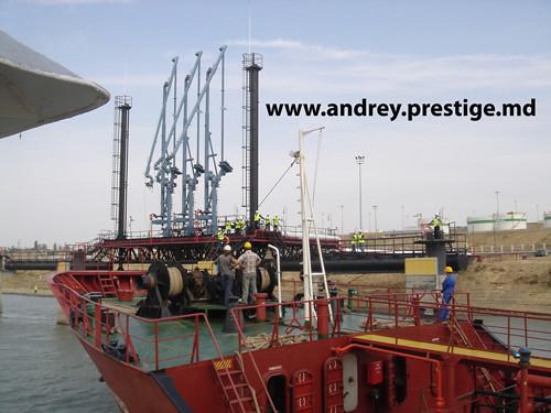 Джурджулештский порт станет конкурентом Измаилу и Рени