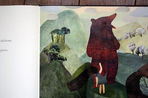 oméga et l'ourse