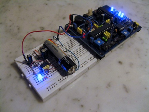 Powering Your Microcontroller's Base Project (5)