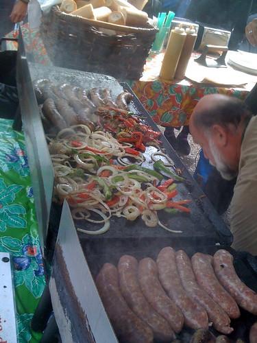 2009 Portland Farmers Market Sausage