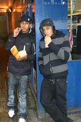 """take our photo"" (laura clowery) Tags: nottingham fastfood 2guys"