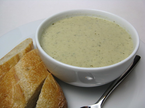 Stilton & Cauliflower Soup