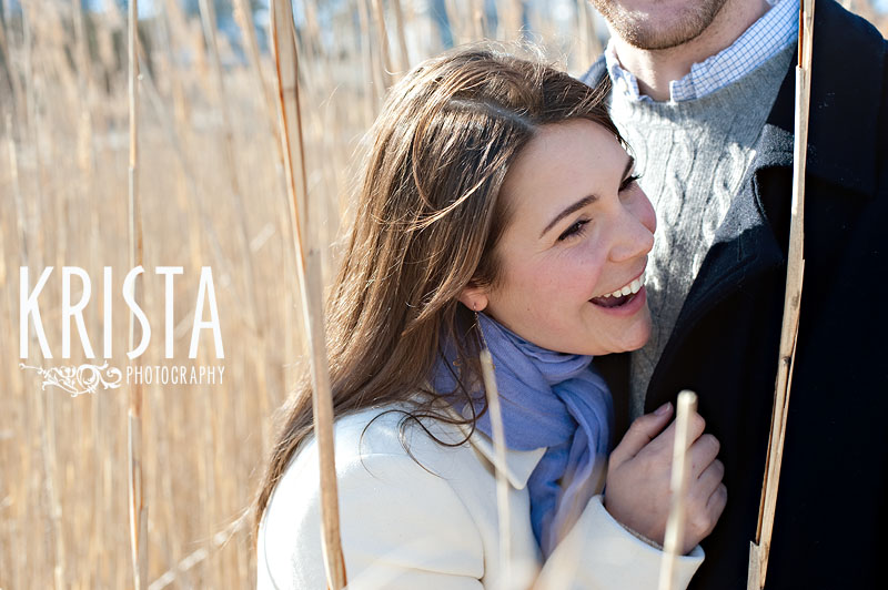 Cape Cod Engagement Session