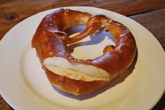 Real pretzel