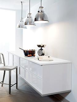 Console kitchen