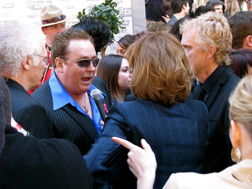 2009 Junos Red Carpet for The Beat 94.5fm