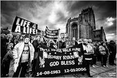 Families for justice - I (petecarr) Tags: family liverpool rally protest families4justice