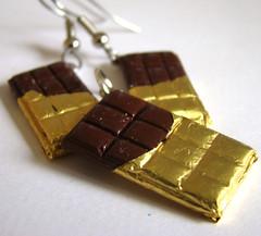 Miniature Chocolate Bars