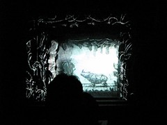 Sarastro and the Master's Voice :The Magic Flute by William Kentridge (slowpoke_taiwan) Tags: sanfrancisco california ca art museum modern five magic sfmoma voice william flute museumofmodernart theme soma masters sarastro themagicflute the williamkentridge kentridge fivetheme sarastroandthemastersvoice