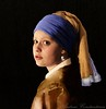Girl with a Pearl Earring (Andreas Constantinou Photography) Tags: portrait woman holland girl dutch thenetherlands earring thehague topgun johannesvermeer girlwithapearlearring iful proudshopper goldstaraward andreasconstantinou passionateinspirations heavenlycaptures