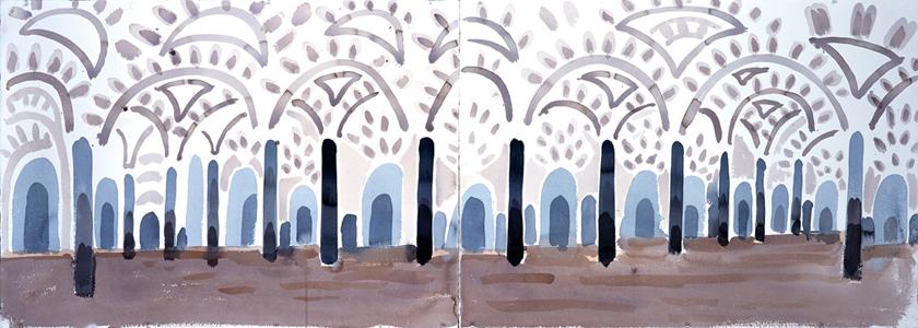 Andalucia, Mosques, Cordova (2004)
