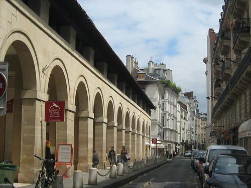 Marché Couvert Saint Germain by T. de Manille