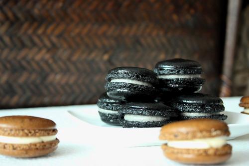Black Stallion Macaron