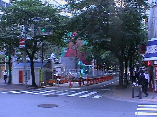 Tokyo Jalan2-Sakura's Road
