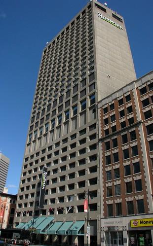 Radisson Hotel Proposed Projects Winnipeg Manitoba