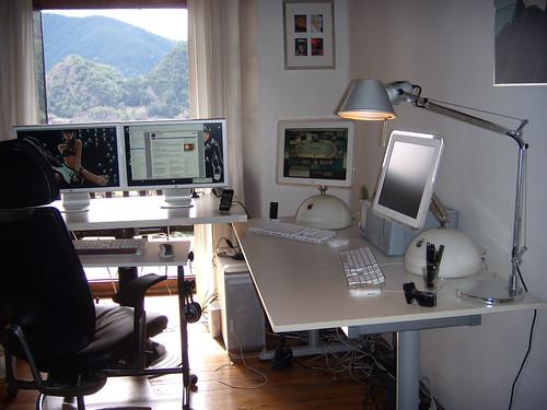 bureau en 2008