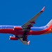 "Southwest Airlines Boeing 737-7H4 Colleen Barrett ""Heroine of the Heart"" ""Tony Jannus Award - 2007"" N266WN"