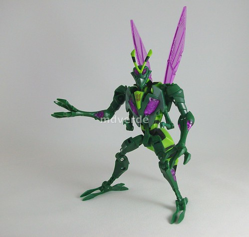 Transformers Waspinator Animated Deluxe - modo robot