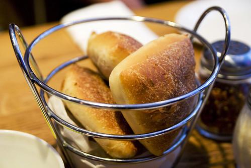 Bread, quite good