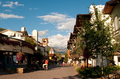 Vail, Colorado - Vail Village