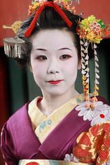 Geisha (arcreyes [-ratamahatta-]) Tags: japan asakusa