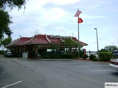 McDonald's Madeira Beach 650 150th Avenue (USA)
