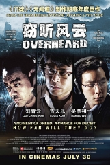 Poster Overheard