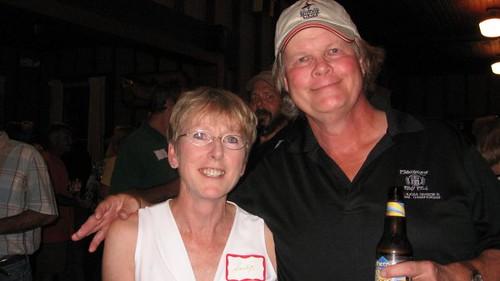 Sandy Peiffer, Doug Swanson