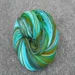 Yarn Pirate - Tate on worsted wt Organic Merino