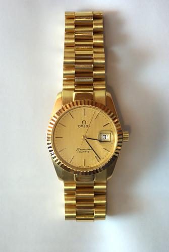 reloj omega oro precio 75f0a3f59a16