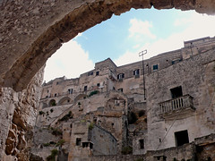 All'improvviso - Suddenly (Ola55) Tags: italy unesco matera distillery italians isassi patrimoniodellumanit top20castle explore339 aplusphoto fdream hccity worldtrekker yourcountry ola55