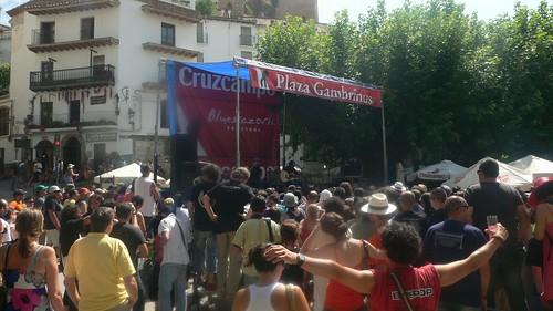 Plaza Santa Maria por ti.