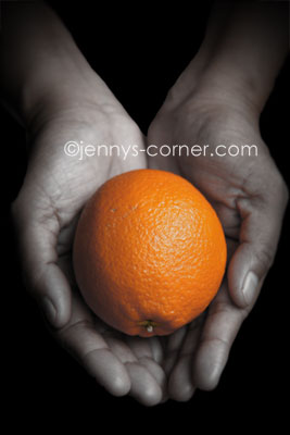 Orange for you