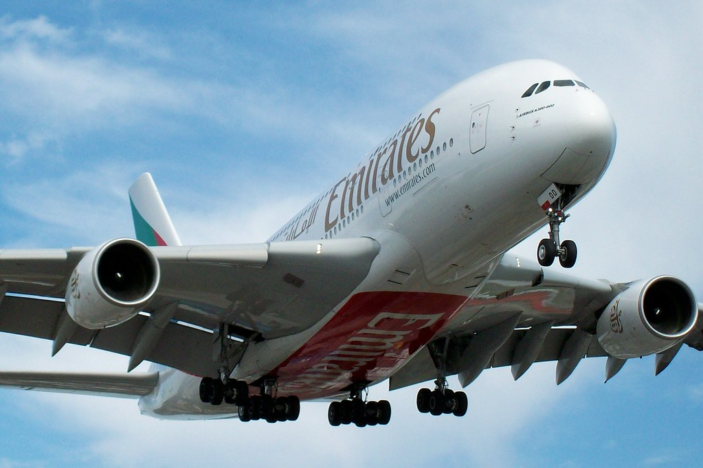 Emirates Airline- Airbus A380