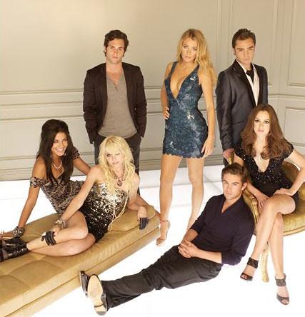 Gossip Girl elenco cast