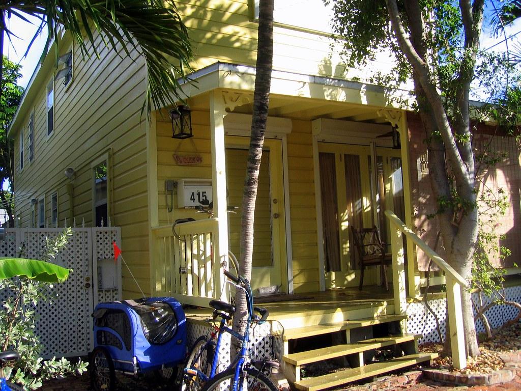 Key West Properties: 415 Julia Street - Old Town - Key West - Short Sale