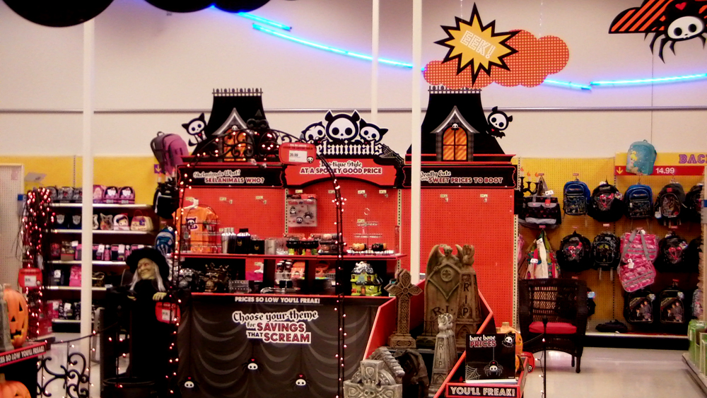 honestly this isnt even a reaction to the undeniable awesomeness of this years crop of target halloween goodies some of it is pretty darn cool - Halloween Target