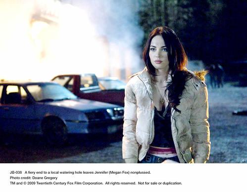 Megan Fox as Jennifer Check JENNIFER'S BODY