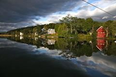 Brookfield, Vermont (mathowie) Tags: brookfield sunsetlake